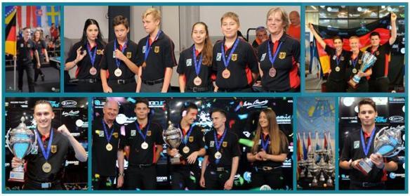 Teams Deutschland Jugend EM